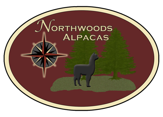 Northwoods alpacas in bergen new york for Alpacas view farm cuisine